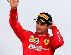 """Jacques Villeneuve: """"Todo el mundo ama a Leclerc, y Vettel no puede hacer nada contra eso"""""""