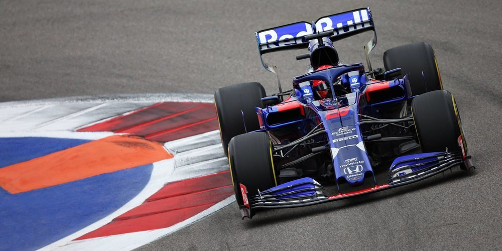 """Previa Toro Rosso - Japón: """"Será un poco como una carrera en casa para toda la familia Red Bull"""""""