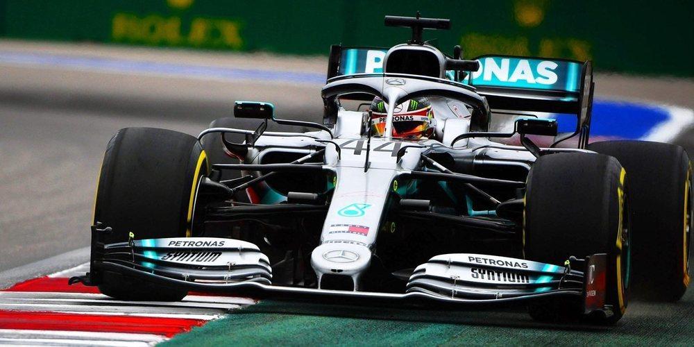 """Previa Mercedes - Japón: """"Estamos motivados para seguir con el pie del acelerador a fondo"""""""