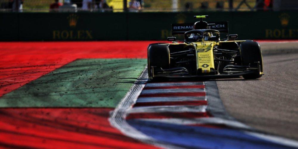 """Previa Renault - Japón: """"Aún estamos en la batalla por el cuarto puesto, así que no nos rendiremos"""""""