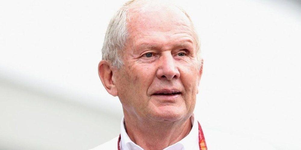 """Helmut Marko, optimista: """"Creo que el año que viene no seremos los terceros del Campeonato"""""""