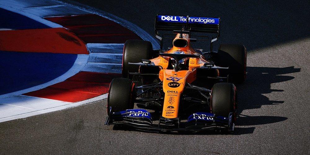 Toto Wolff cree que McLaren será una amenaza para Mercedes en los próximos años