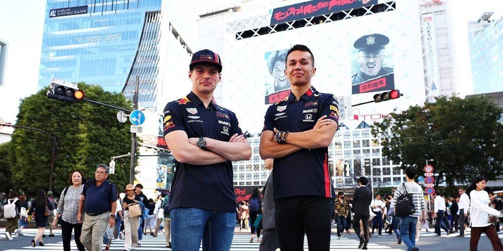 """Max Verstappen: """"Esperamos bastante de las actualizaciones este fin de semana"""""""