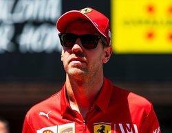Sebastian Vettel admite que cometió un error al desobedecer las órdenes de Ferrari en Sochi