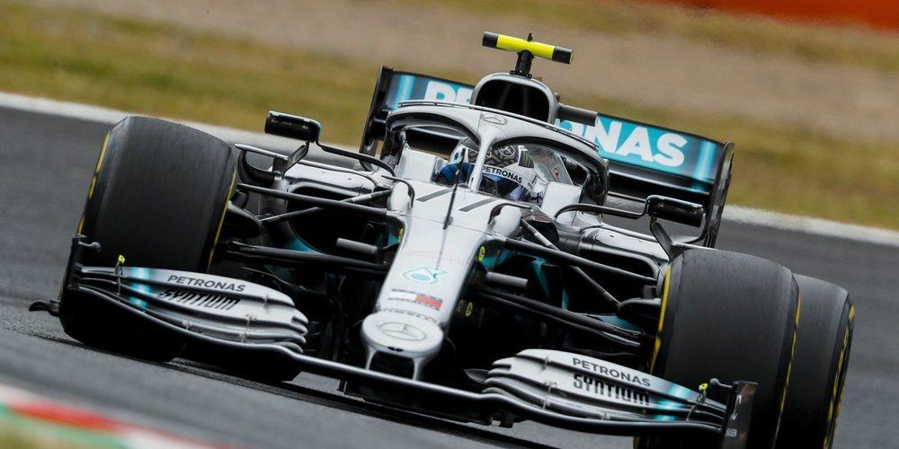 Mercedes sigue demostrando que está un paso por delante de sus rivales en Japón