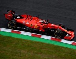 """Sebastian Vettel: """"El estado de la pista será un gran interrogante el domingo"""""""