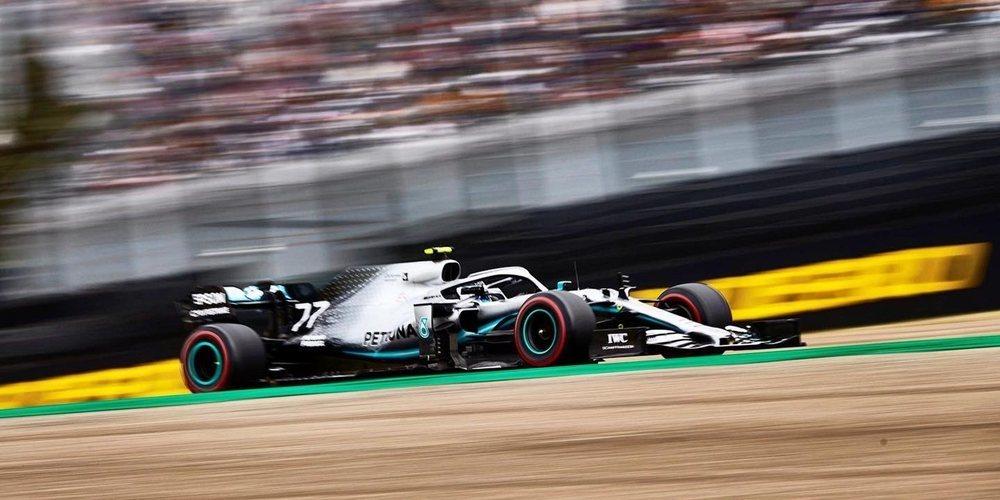 """Valtteri Bottas: """"Hemos sido los más rápidos tanto en tandas largas como de clasificación"""""""