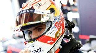 """Max Verstappen: """"No estuve satisfecho con el equilibrio, pero nos recuperamos por la tarde"""""""