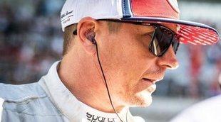 """Kimi Räikkönen: """"Estamos fuera de los diez primeros, pero las diferencias son muy pequeñas"""""""