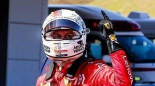 Ferrari domina la Qualy del GP de Japón bajo la batuta de un excelso Sebastian Vettel