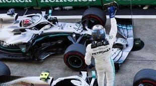 Valtteri Bottas logra una victoria trabajada y Mercedes continúa con su hegemonía en Japón