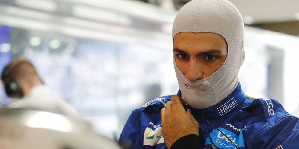 """Carlos Sainz: """"Ha sido un buen día; estoy satisfecho con los resultados"""""""