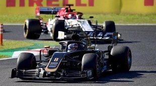 "Romain Grosjean: ""La salida ha sido horrible, y a partir de ahí fue difícil recuperarnos"""