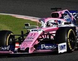 """Sergio Pérez: """"Es decepcionante cómo terminamos la carrera, pero conseguimos puntuar"""""""