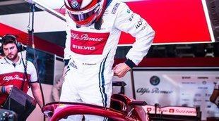 """Kimi Räikkönen: """"Es un desenlace decepcionante para nuestro fin de semana en Japón"""""""