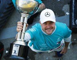 """Bottas: """"Estoy orgulloso por haber ganado la carrera que nos ha asegurado el Campeonato de Constructores"""""""