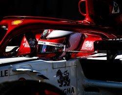 """Kimi Räikkönen: """"Trataremos de volver a donde deberíamos estar, que es luchando por los puntos"""""""