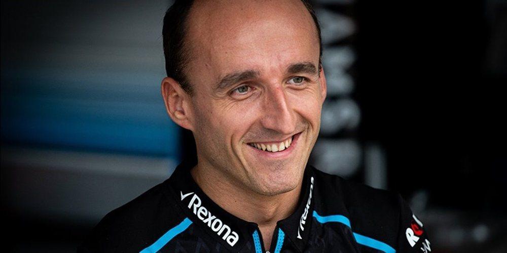 """Robert Kubica carga contra Williams: """"Así no se hacen las cosas"""""""