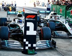 Lewis Hamilton asegura que Bottas y él forman la mejor dupla de la Fórmula 1 en la actualidad