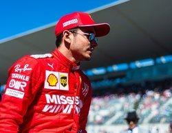 """Charles Leclerc: """"Soy afortunado de tener a Vettel a mi lado"""""""