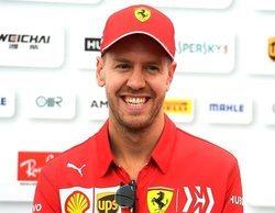 """Sebastian Vettel: """"Todavía hay margen de crecimiento, pero necesitamos trabajar mejor"""