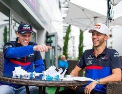 Franz Tost desea que Daniil Kvyat y Pierre Gasly continúen en Toro Rosso la próxima temporada