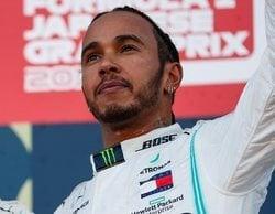 Lewis Hamilton pide un mayor rendimiento del motor Mercedes en 2020