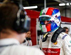 """Antonio Giovinazzi: """"Ahora es mi turno hacer el mejor trabajo posible para seguir en Alfa Romeo"""""""