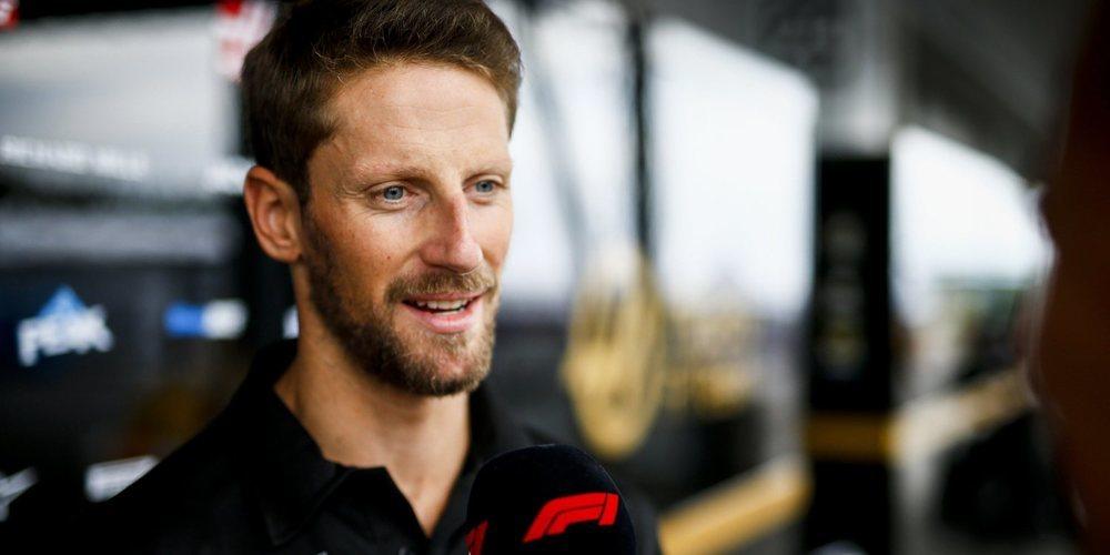 """Grosjean, descontento con la retransmisión de las carreras: """"Se podría hacer un trabajo mejor"""""""