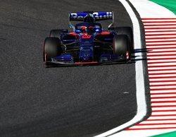 """Previa Toro Rosso - México: """"La densidad del aire afecta a los motores y a la aerodinámica"""""""