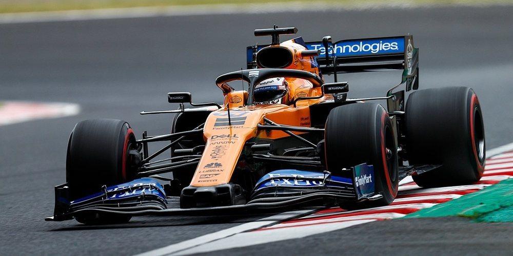 """Previa McLaren - México: """"En Suzuka dimos un paso adelante, pero necesitamos seguir centrados"""""""