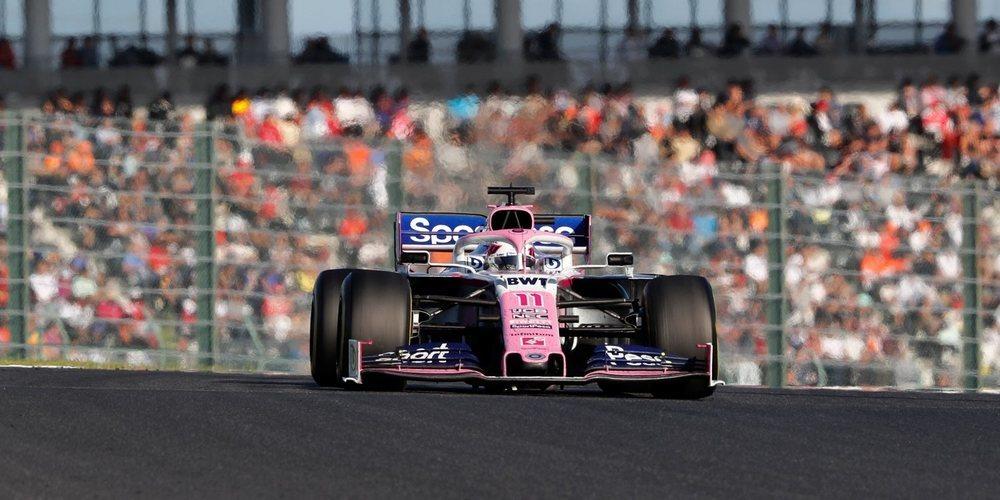 """Previa Racing Point - México: """"La pista es bastante desafiante debido a su gran altitud"""""""