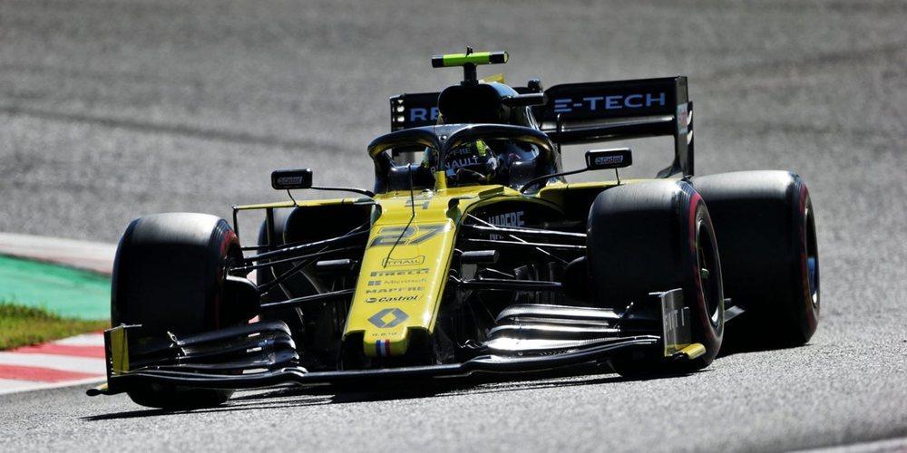 """Previa Renault - México: """"El objetivo es hacerlo mejor que los McLaren y seguir presionándoles"""""""