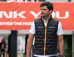 """Prensa británica: """"La llegada de Sainz a McLaren se ha convertido en la clave de su éxito"""""""