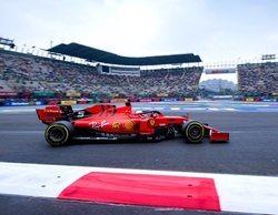 Sebastian Vettel marca el ritmo con el Blando y los Ferrari despiertan en los Libres 2