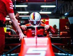 """Sebastian Vettel: """"Hay que mejorar en términos de equilibrio y sensaciones con el coche"""""""