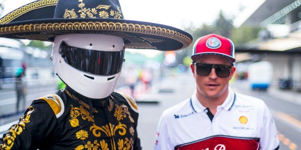 """Kimi Räikkönen: """"La altitud afecta al control del monoplaza y la pista está bastante sucia"""""""