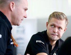 """Kevin Magnussen: """"No hemos sido rápidos, pero la zona media está ajustada"""""""