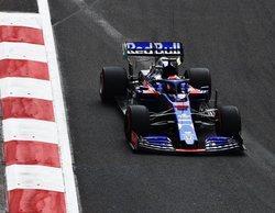 """Daniil Kvyat: """"Estoy satisfecho con mi ritmo y solo los McLaren están por delante"""""""