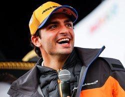 """Carlos Sainz: """"Mantendremos la cabeza baja y trabajaremos duro para volver más fuertes"""""""