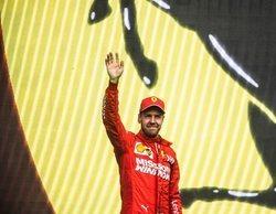 "Sebastian Vettel: ""La ausencia de graining ha marcado la diferencia hoy"""