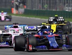 """Pierre Gasly: """"No fue fácil, pero el coche ha sido competitivo todo el fin de semana"""""""