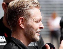 """Kevin Magnussen: """"No teníamos ritmo, así que lo hicimos lo mejor que pudimos"""""""