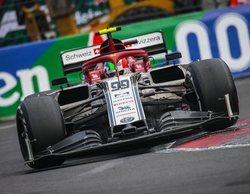 """Antonio Giovinazzi: """"Después del problema en el pit stop, nuestra carrera quedó comprometida"""""""