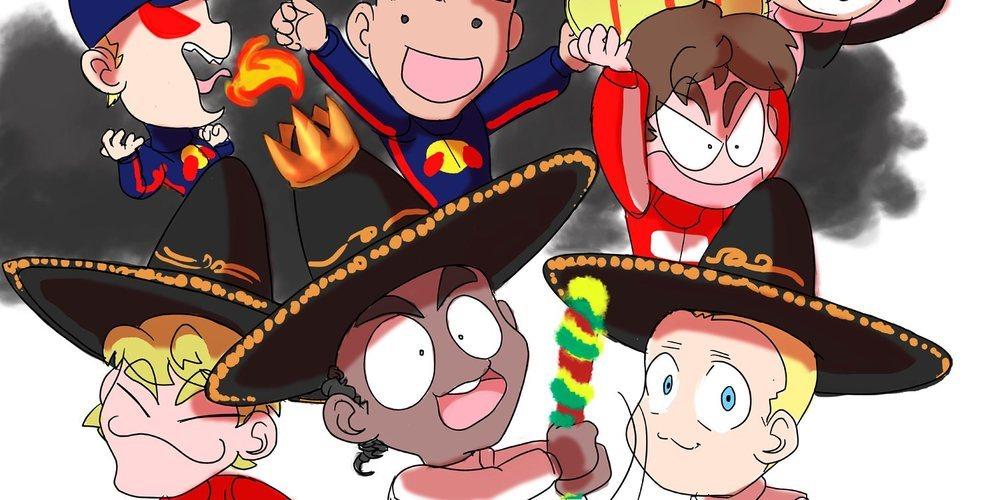 Los Chibis (287): Piñata