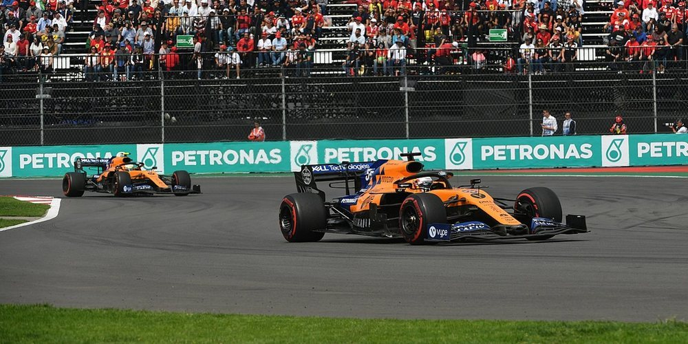 """Previa McLaren - Estados Unidos: """"Es importante trabajar duro hasta la última carrera del año"""""""