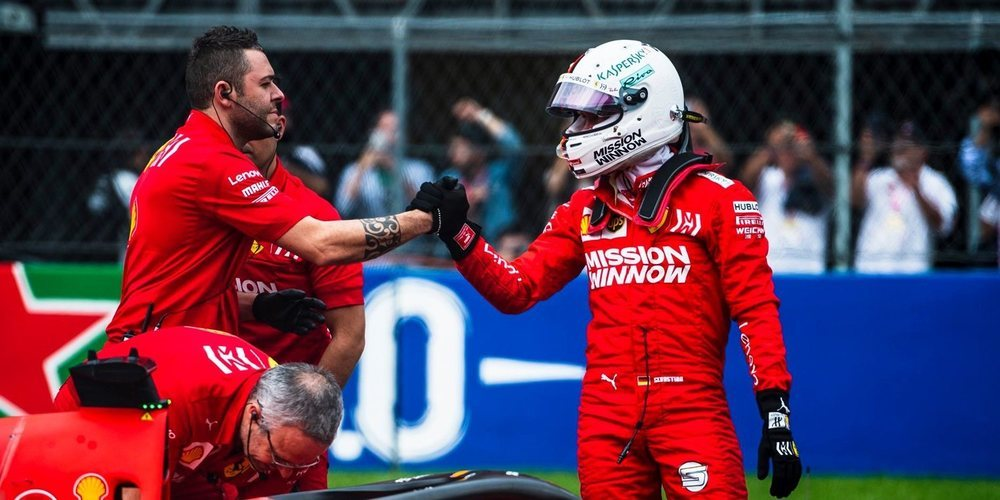 """Sebastian Vettel no comprende los cambios de opinión de la gente: """"No son creíbles"""""""
