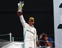 """Lewis Hamilton, sobre el éxito del equipo Mercedes: """"No tiene ni un solo punto débil"""""""