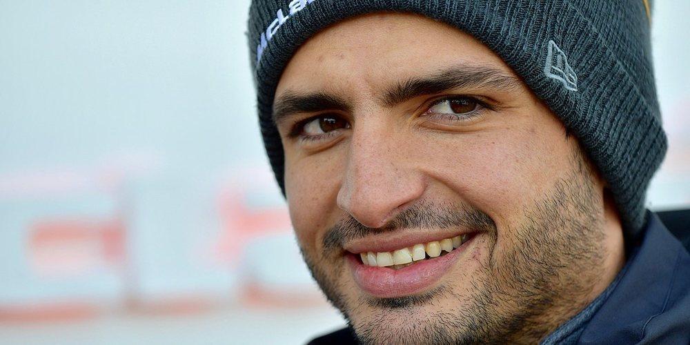 """Carlos Sainz: """"Nuestras preocupaciones por el neumático duro se han esfumado"""""""