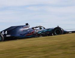 Lewis Hamilton finaliza en primera posición en los Libres 2 del GP de Estados Unidos
